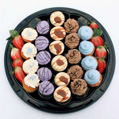 Mini Cupcake Platter: Small | Square One Mississauga | Whole Foods ...