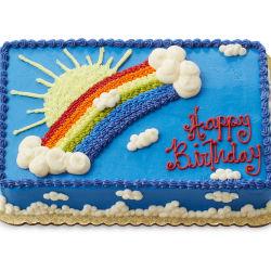 Super Vanilla Rainbow Cake Boca Raton Whole Foods Market Personalised Birthday Cards Cominlily Jamesorg