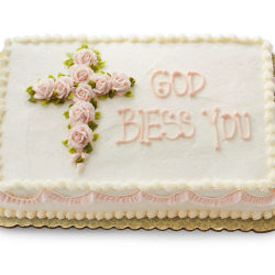 Sensational Vanilla Blessings Sheet Cake Boca Raton Whole Foods Market Personalised Birthday Cards Cominlily Jamesorg