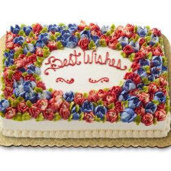Wondrous Vanilla English Garden Cake Coral Gables Whole Foods Market Personalised Birthday Cards Cominlily Jamesorg